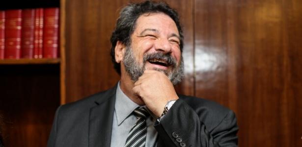 17.jun.2015 - O educador e filósofo Mario Sergio Cortella em São Paulo - Bruno Poletti/Folhapress