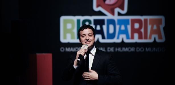 Rafael Cortez será uma das atrações da sétima edição do Festival Risadaria  - Divulgação