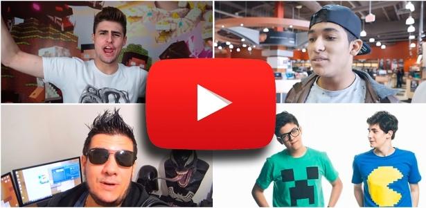ba7104ef424 Saiba quem são os 10 maiores youtubers de games do Brasil - 06 07 ...