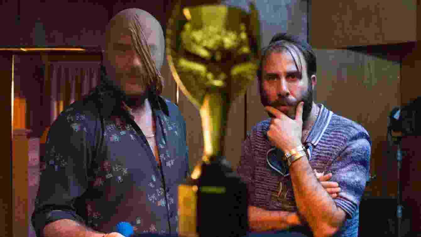 """Cena da comédia """"O Roubo da Taça"""", que relembra caso do roubo da Jules Rimet - Divulgação"""