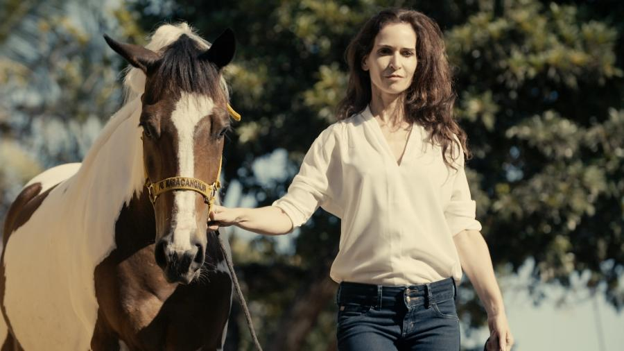 Ingra Liberato volta à TV com série dedicada as mulheres cavaleiras - Divulgação