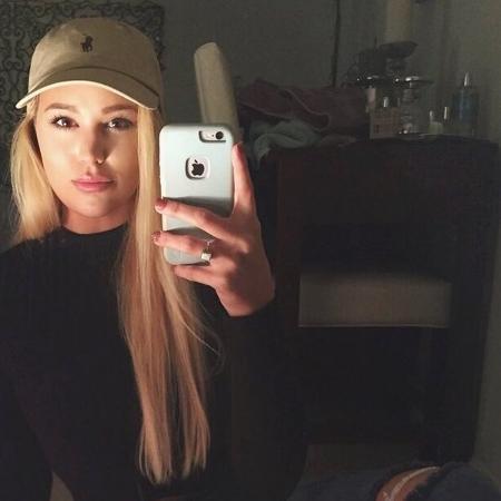 Jessica tem 22 anos e trabalha também como modelo no estado americano da Geórgia - Reprodução/Twitter/@jessicagober
