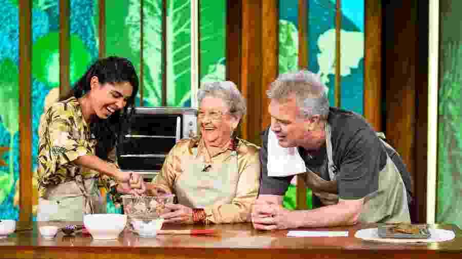 Bela Gil, Palmirinha e Bial no programa que vai ao ar nesta terça (29) - Ramón Vasconcelos