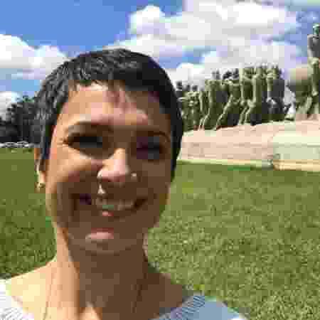 """Sandra Annenberg grava vídeo na horizontal para a campanha """"O Brasil que Eu Quero"""" - Reprodução/Instagram/sandra.annenberg.real - Reprodução/Instagram/sandra.annenberg.real"""