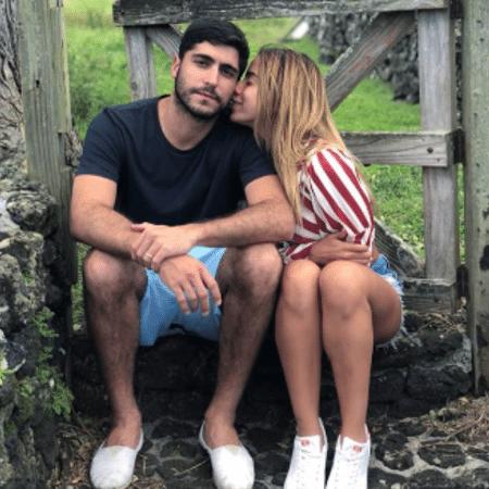 Thiago Magalhães e Anitta - Reprodução/Instagram/anitta