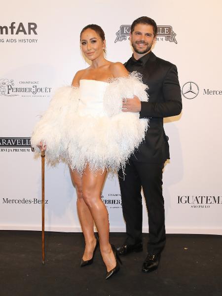 Sabrina Sato e Duda Nagle no Baile da amfAR - Manuela Scarpa e Iwi Onodera/Brazil News