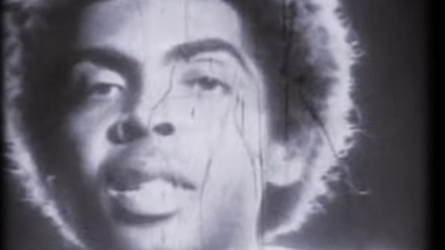 Gilberto Gil em entrevista resgatada no novo clipe da Nação Zumbi - Reprodução