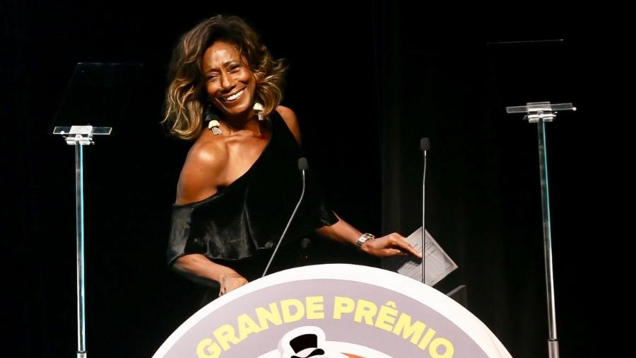 Gloria Maria no Prêmio Risadaria 2018 - Manoela Scarpa/Brazil News
