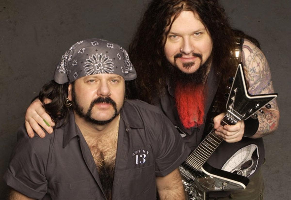 Ex-Pantera, Vinnie Paul deixou boa parte da herança para o melhor ...