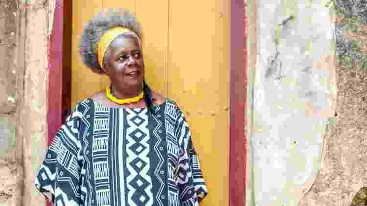 Em 2018, a escritora Conceição Evaristo se candidatou à ABL; ela teve apenas um voto.  - Joyce Fonseca/Divulgação  - Joyce Fonseca/Divulgação