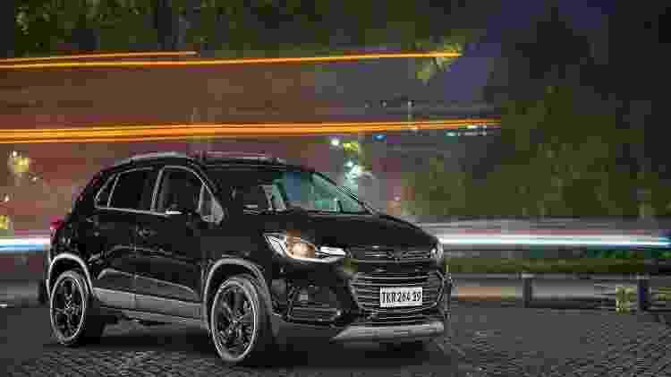 Chevrolet Tracker - Divulgação - Divulgação