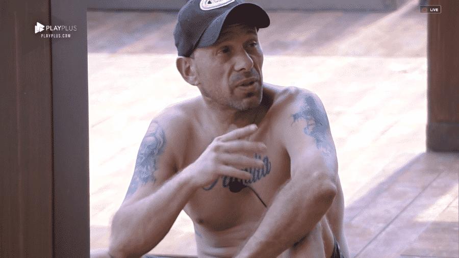 """Rafael Ilha fala sobre postura de Gabi Prado em """"A Fazenda 10"""" - Reprodução/PlayPlus"""