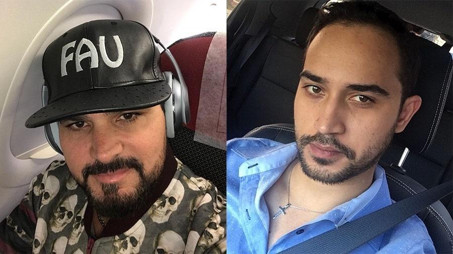 Luciano e Wesley Camargo não se falam desde o ano passado - Reprodução/Instagram