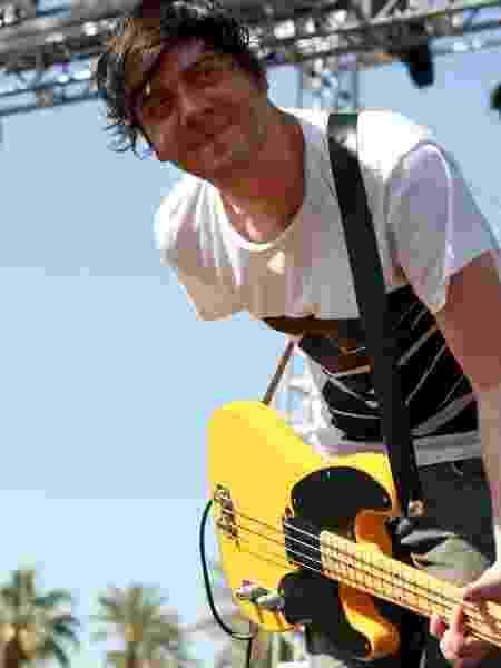 Josh Fauver, ex-baixista do Deerhunter - Getty Images