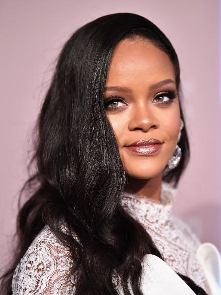 A cantora Rihanna - Getty Images