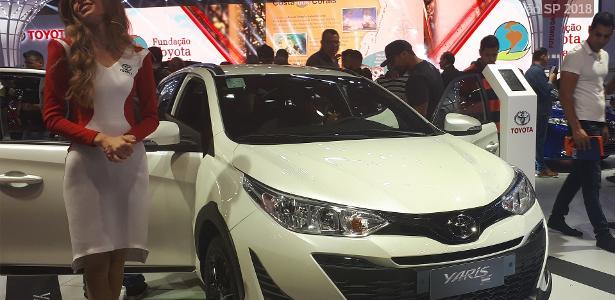 Toyota Yaris X Way