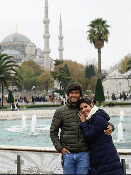 Hugo Moura e Deborah Secco - Reprodução/Instagram
