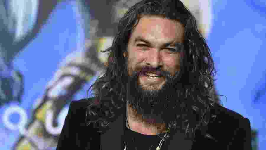 """Jason Momoa chega para a pré-estreia de """"Aquaman"""" em Hollywood - Mario Enzone/Reuters"""