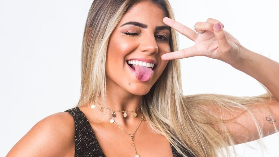 """Hariany, uma das participantes do """"BBB19"""" - Divulgação/Globo/Victor Pollak"""