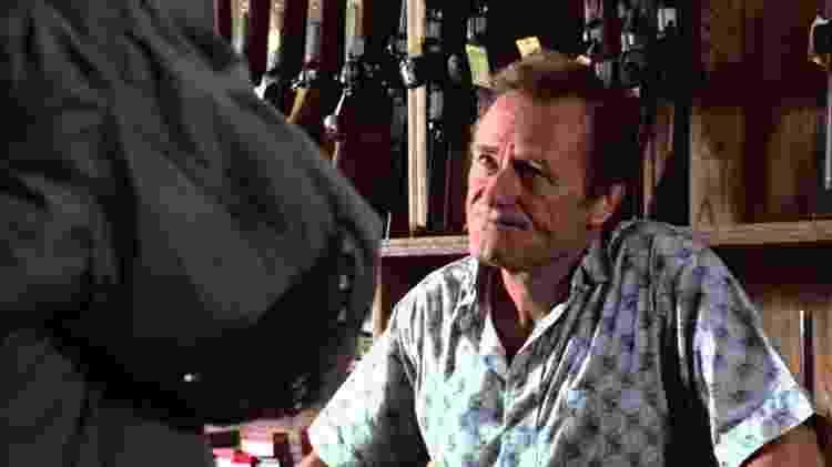 """Dick Miller em cena de """"O Exterminador do Futuro"""" - Divulgação - Divulgação"""