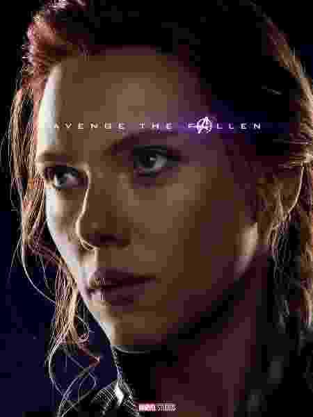 Scarlett Johansson como Viúva Negra - Reprodução/Twitter