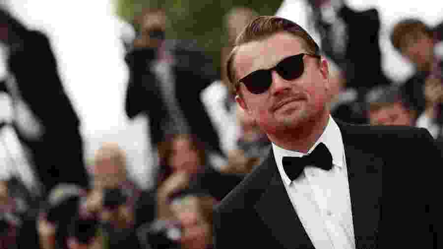 Leonardo DiCaprio no Festival de Cannes - Vittorio Zunino Celotto/Getty Images