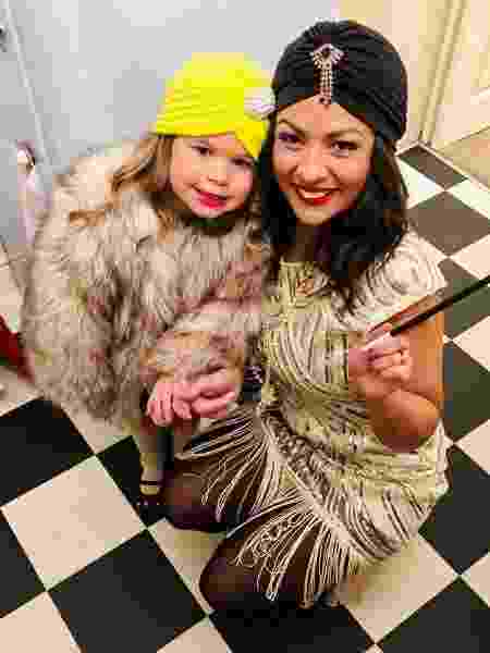 Marcy Culverwell com a mãe, Gemma - Reprodução/Facebook  - Reprodução/Facebook