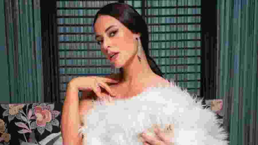 Paolla Oliveira como Vivi Guedes em A Dona do Pedaço - Reprodução/Instagram