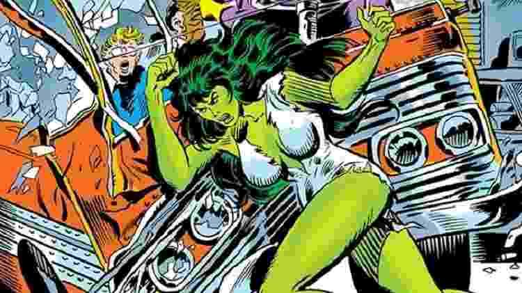 Mulher-Hulk - Reprodução - Reprodução