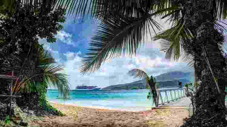 Vanuatu, no Pacífico sul - iStock - iStock