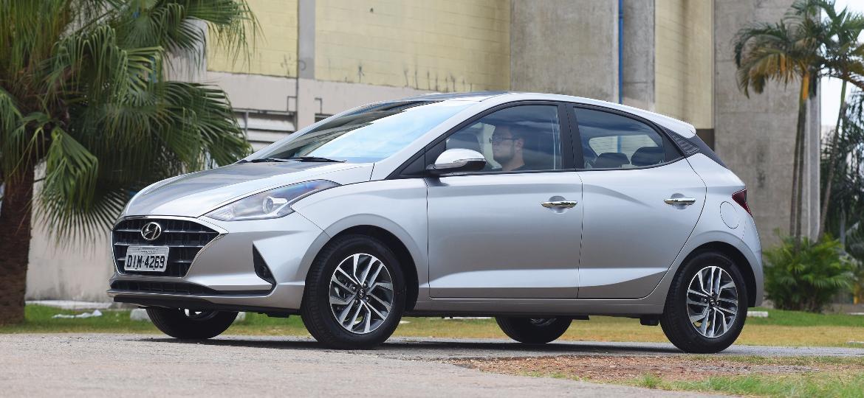 Hyundai HB20 mudou radicalmente, mas manteve plataforma do antecessor - Murilo Góes/UOL
