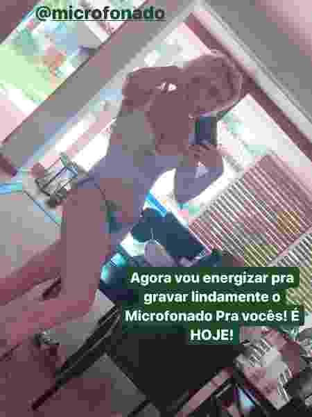Luiza Possi - Reprodução/Instagram - Reprodução/Instagram