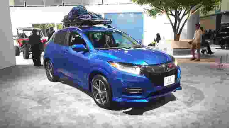 HR-V é vendido apenas com motorização 1.8 16V - Vitor Matsubara/UOL