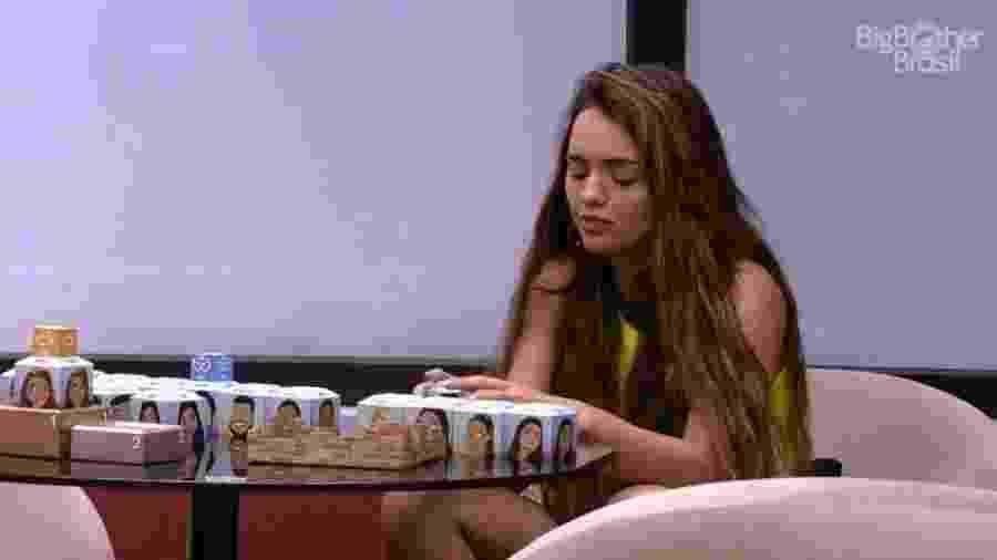 BBB 20: Rafa no quarto do líder - Reprodução/Globoplay