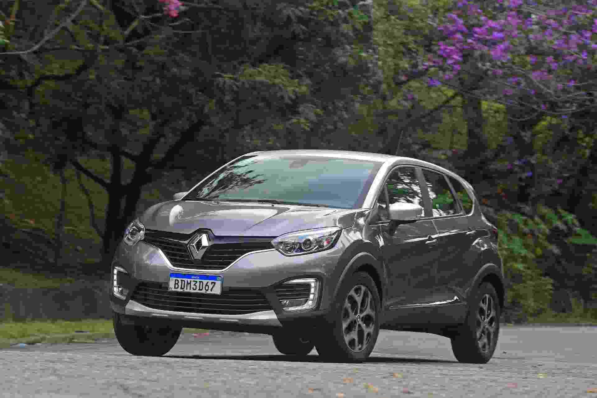 Renault Captur Bose - Murilo Góes/UOL