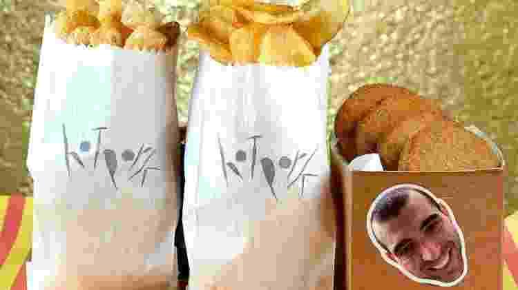 Petiscos do Hot Pork ganham nova identidade visual no delivery - Divulgação - Divulgação