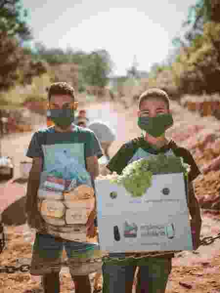 Projeto Orgânico Solidário - Divulgação - Divulgação
