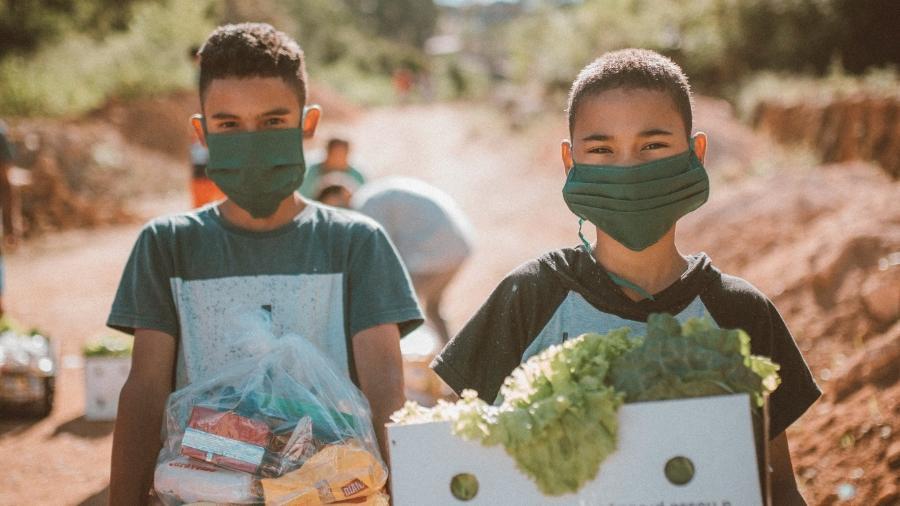 Projeto Orgânico Solidário - Divulgação