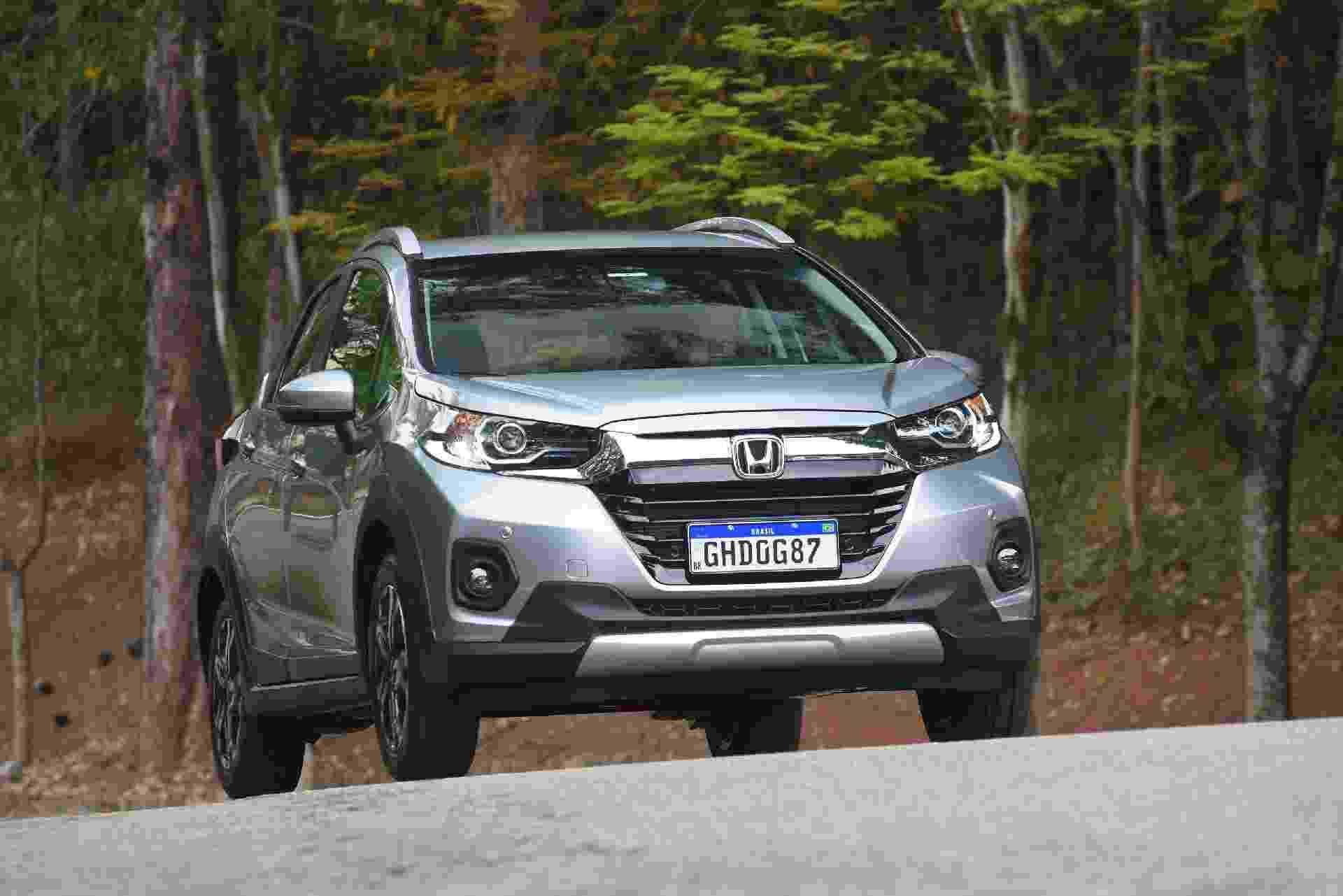 Honda WR-V EXL - Murilo Góes/UOL
