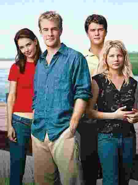 """Elenco da série Dawnson""""s Creek, sucesso adolescente dos anos 90 - Divulgação"""
