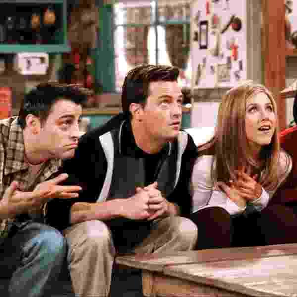 reprodução/Friends/Warner - reprodução/Friends/Warner