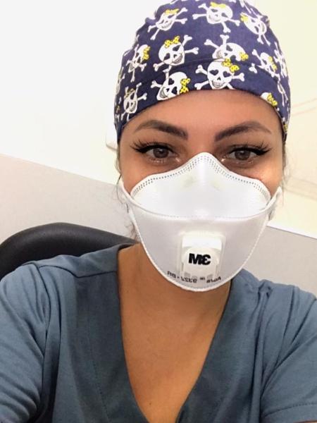 A médica infectologista Lourdes Borzacov - Arquivo pessoal