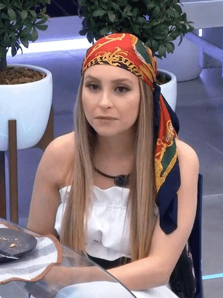 Carla Diaz no BBB 21 - Reprodução/Globoplay - Reprodução/Globoplay