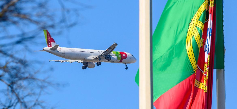 As passagens do voo extraordinário de repatriação chegaram a custar R$ 5.600 no trecho Lisboa-Guarulhos, e lotou - Corbis via Getty Images