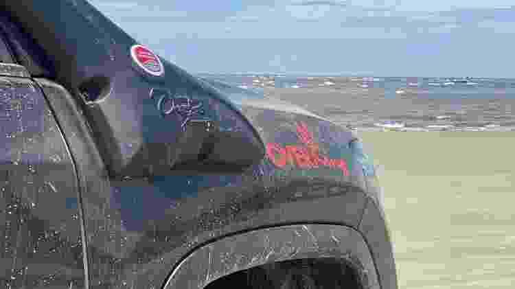 Super Compass snorkel - Arquivo pessoal - Arquivo pessoal