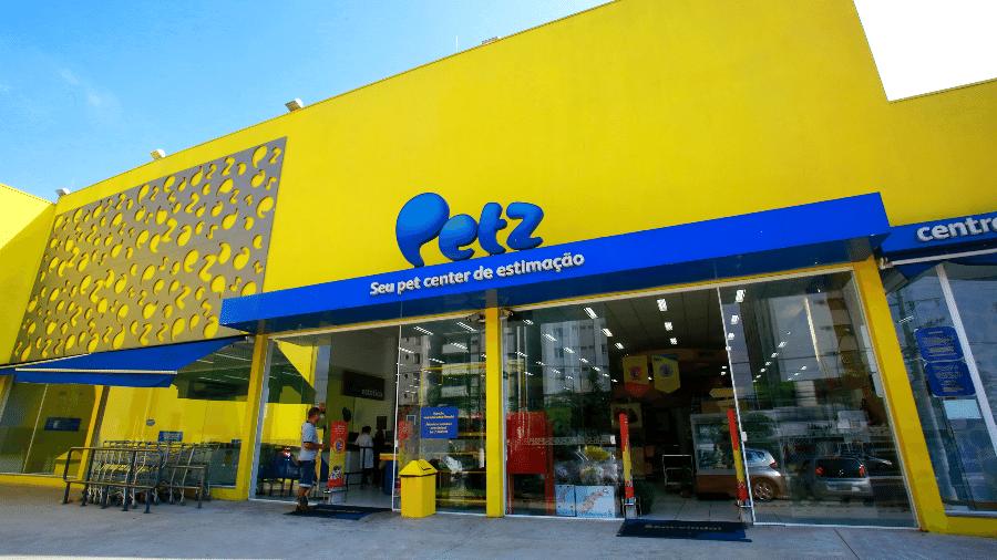 Loja da Petz no bairro da Mooca, em São Paulo; compra da Zee Dog também inclui subsidiárias - Divulgação