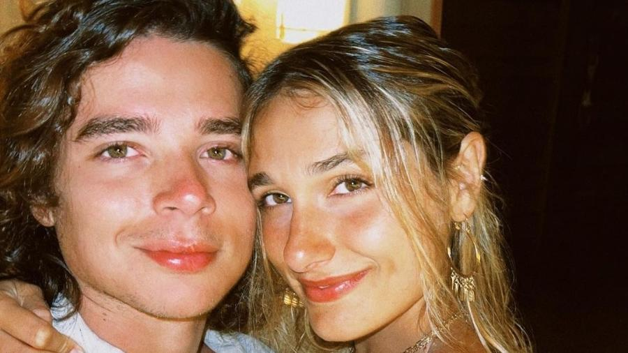 Sasha se declara para o marido, João Figueiredo, em comemoração ao Dia dos Namorados - Reprodução/Instagram