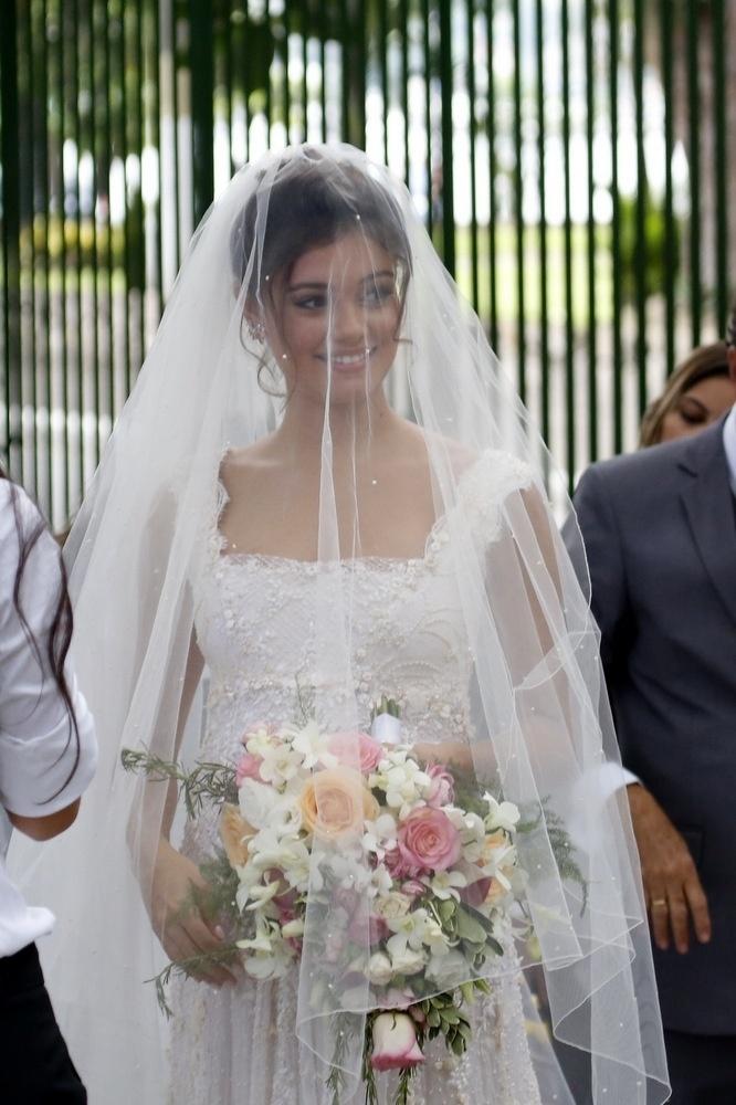 6.dez2015 - Sophie Charlotte se prepara para casar com o ator Daniel de Oliveira. Eles estão juntos desde 2014, quando gravaram