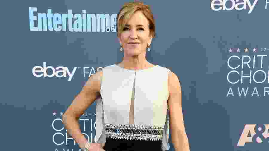 Felicity Huffman - Getty Images