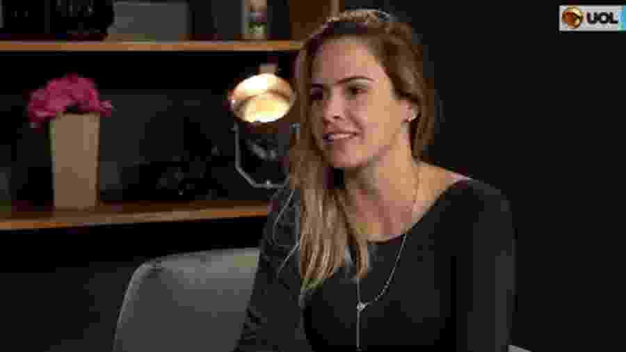 Ana Paula Renault - Reprodução / TV UOL